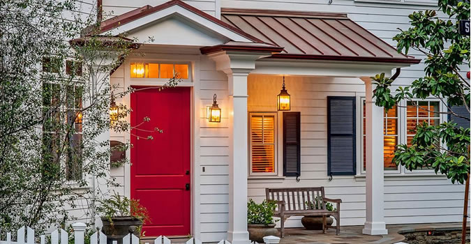 Exterior High Quality Painting Austin Door painting in Austin