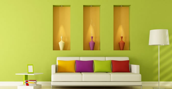 Interior Design Painting in Austin
