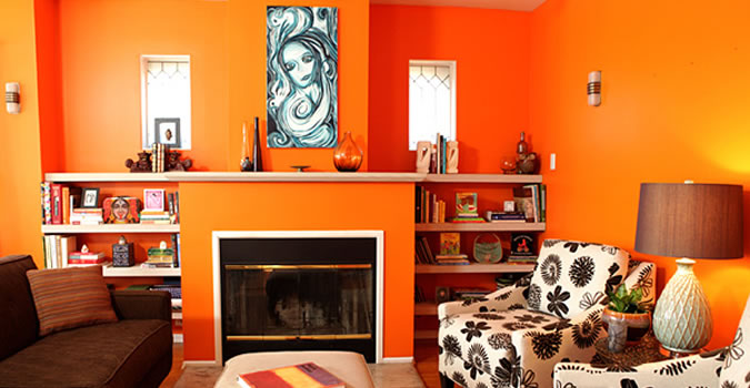 Interior Painting Services in Austin